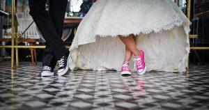 ארגון חתונה ומודעות הפרסום של גוגל